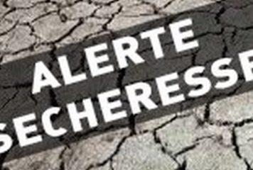 Gard en vigilance sécheresse