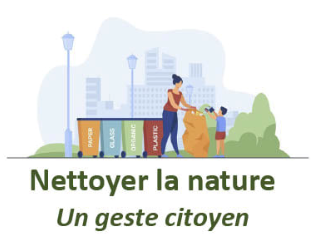 Opération de nettoyage –Matinée éco citoyenne 19 juin 8h30